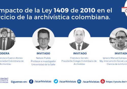 Código De ética Del Archivista.