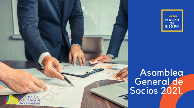 Asamblea General De Socios SCA2021.